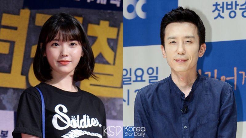 IU&柳熙烈确定担任SBS歌谣大战MC!