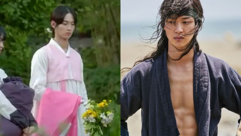 《綠豆傳》中的他是新晉女裝大佬!張東尹:是因為我的OO不是太突出,導演才選我