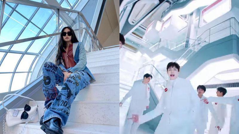 隨 YG 歌手回歸而曝光的新大樓內部!科幻感十足的大膽設計超吸睛