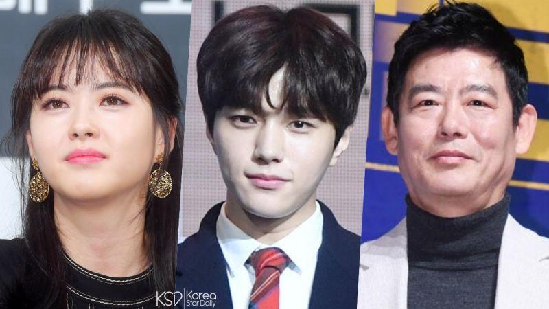 L搭檔高雅羅&成東日! 主演JTBC新劇《Miss漢謨拉比》5月開播
