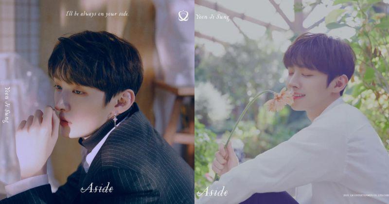 尹智圣发片两大亮点:Wanna One 第一人、个人抒情新星!