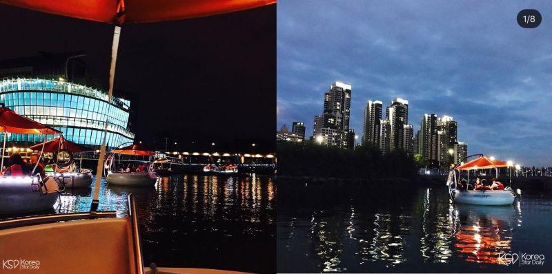 【打卡景點】看夜景的好地方:漢江遊船又要來囉!