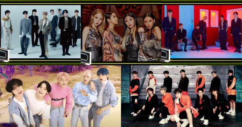《2020 MAMA》新增五組團體 MAMAMOO、GOT7、Monsta X、TXT、TREASURE 確定登台表演!