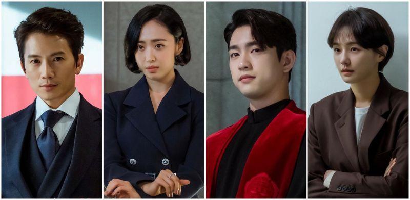 池晟又演「耀漢」接檔太太李寶英:《惡魔法官》本週開播!他們用這些詞來形容劇中的角色魅力!