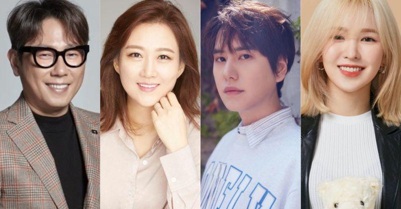 美聲主持群!JTBC新綜藝《神祕唱片店》MC確認尹鍾信&張允瀞&圭賢&Wendy