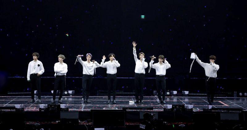 世界彈並不是浪得虛名!BTS防彈少年團沙烏地阿拉伯演唱會結尾只揮手不鞠躬的原因