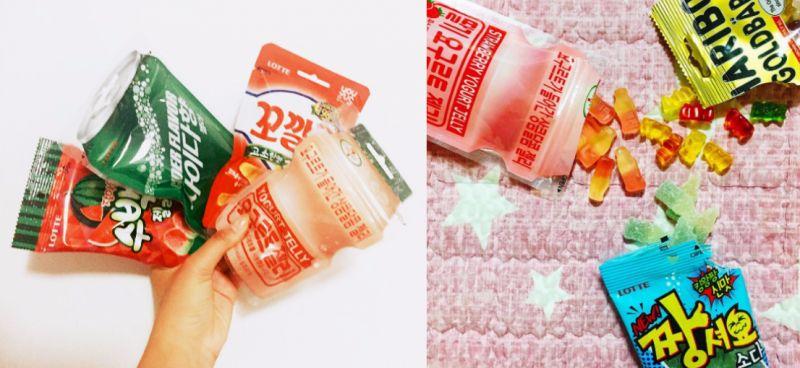 韓國軟糖花樣翻新!才不是只有養樂多口味哦!