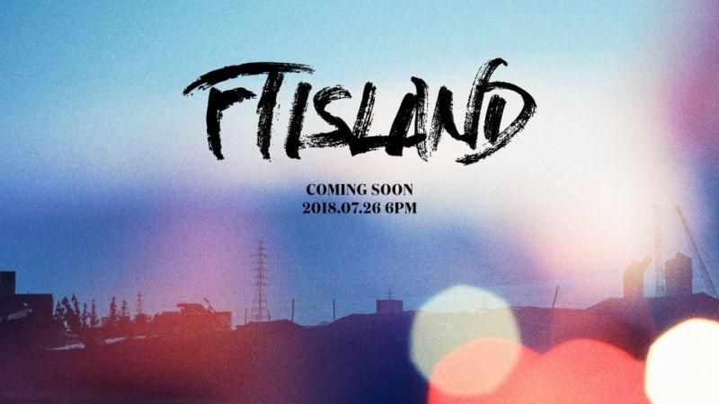 FTIsland 公開迷你六輯主打歌名 演唱會問候影片搶先看!