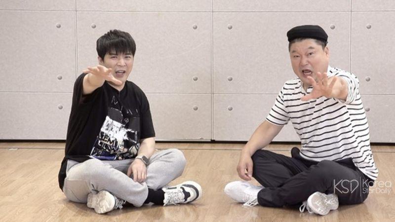 神童X姜镐童联手全新舞蹈节目「童童神起」,一起点燃那颗想跳舞的心吧~!