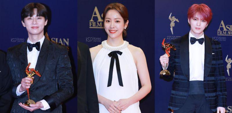 第十三届亚洲电影大奖:众韩星出席星光熠熠!