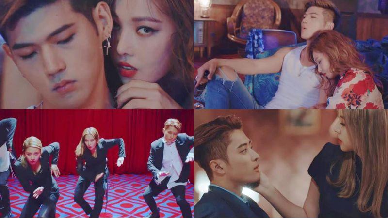 「怪物新人」KARD 新歌《You In Me》MV完整公開 成員之間充滿誘惑的男女配對~!