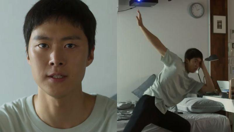 孔明戲中爆笑翻跳Wanna One《Energetic》,被親弟NCT道英笑話
