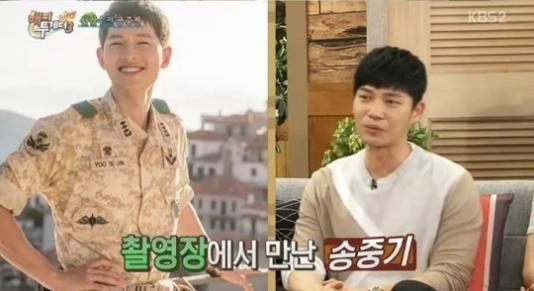 《HT3》演員池承炫聊《太陽的後裔》幕後故事
