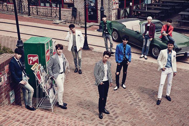 SJ於16日发行特别专辑Part.2《MAGIC》,追加四首新歌!