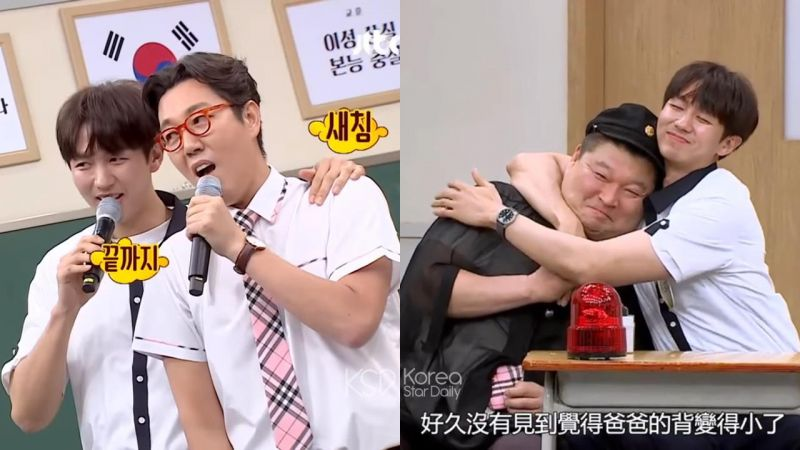 林瑟雍在《認識的哥哥》重現經典合唱曲「嘮叨」金永哲代替 IU 飆高音超爆笑!