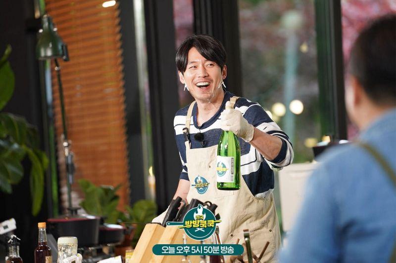 【投稿】《全國Bang Bang Cook Cook》張赫真實呆萌綜藝感