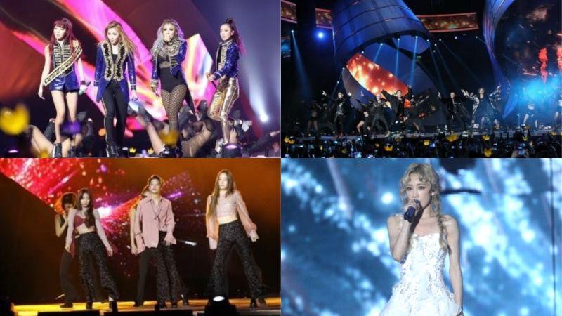 【回顾】2015年MAMA真的好精彩!2NE1惊喜合体,还有BIGBANG、EXO、太妍、f(x) 、BTS等人的舞台!