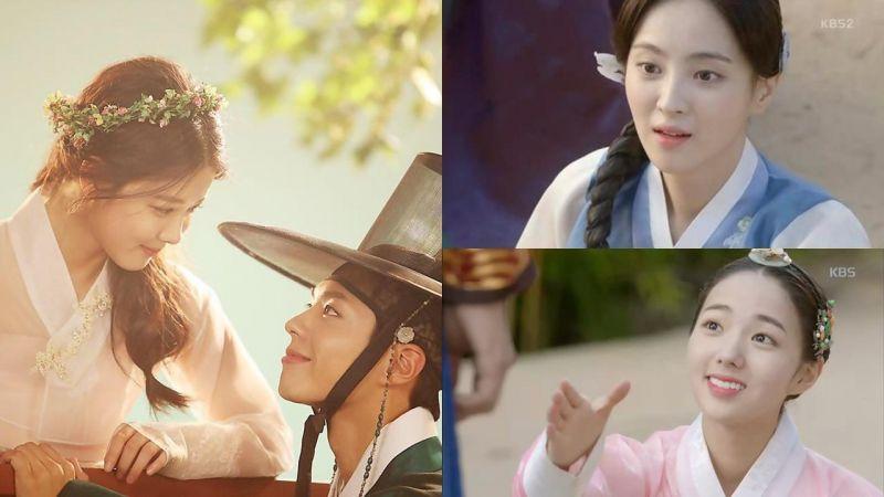 《雲畫的月光》女配角鄭惠成和蔡秀彬都當上韓劇女一啦!那「朴寶劍&金裕貞」呢~?!