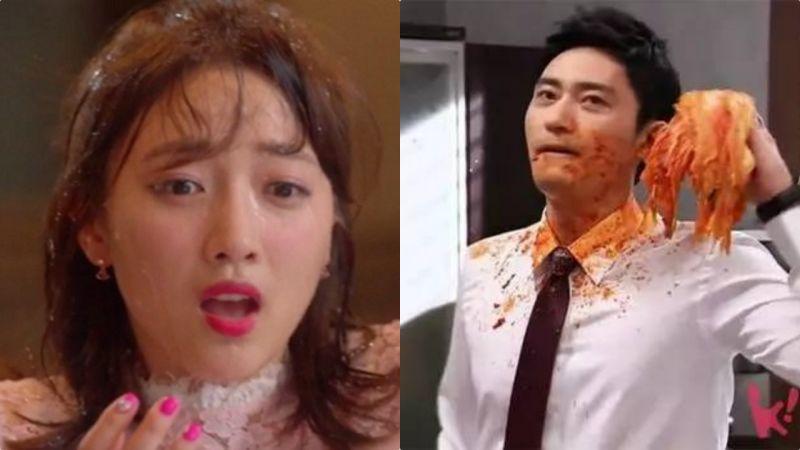潑水已經過時,韓劇打臉方式大升級,這些你都看過嗎