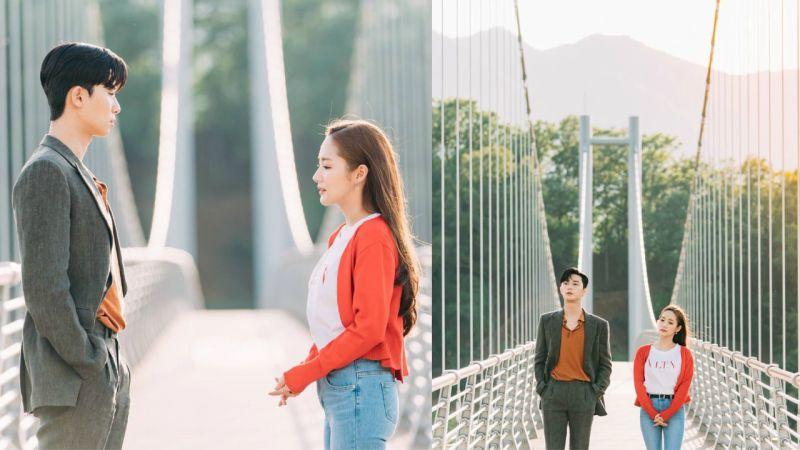 去《金秘書為何那樣》兩人散步的天空之橋走一回吧~!