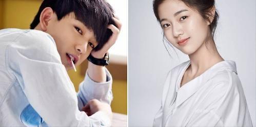 《藍色大海的傳說》GOT7珍榮、申恩秀出演李敏鎬、全智賢年少時期