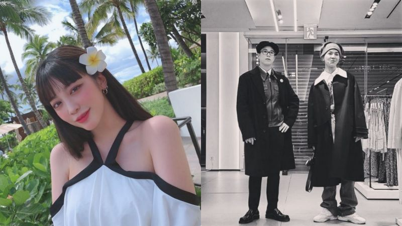 學生時代的宋旻浩&P.O原來一起幫助過當年的女同學「崔藝瑟」!