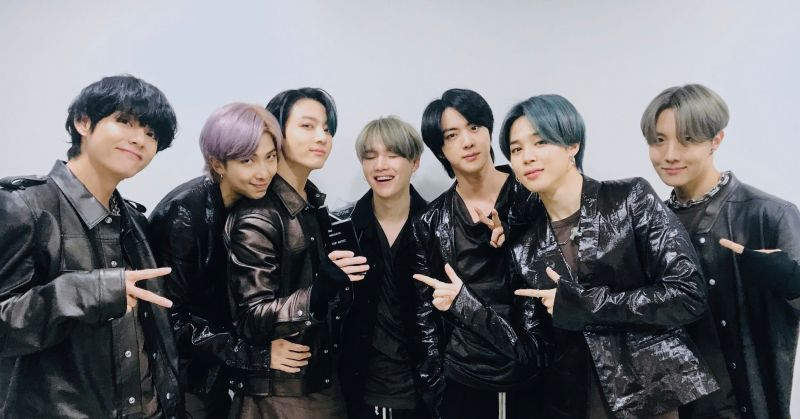 BTS防弹少年团攻占 Oricon 单周榜首 连两年入选国际唱片产业协会十大艺人!
