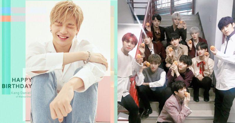 Wanna One 姜丹尼爾生日回送粉絲禮物 400 張號碼牌瞬間發完!