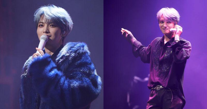 金在中亚巡开跑 迷你二辑销量获 Gaon 周榜冠军!