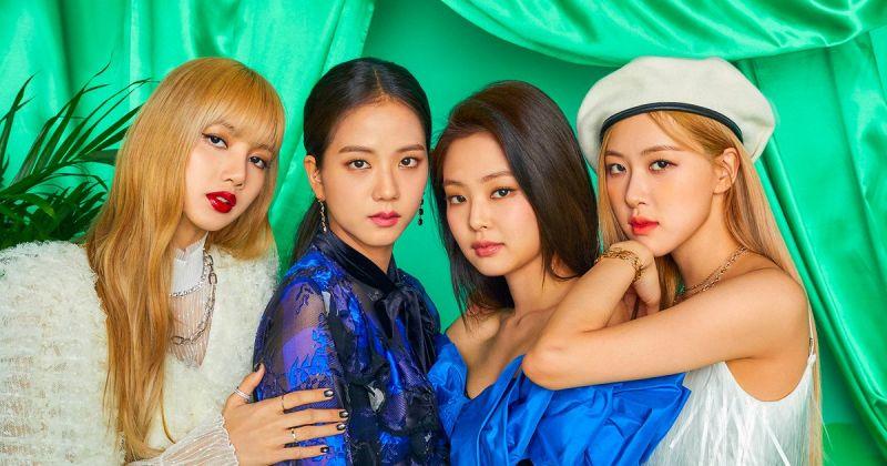 韓國女團第一次 BLACKPINK 躍上告示牌雜誌封面