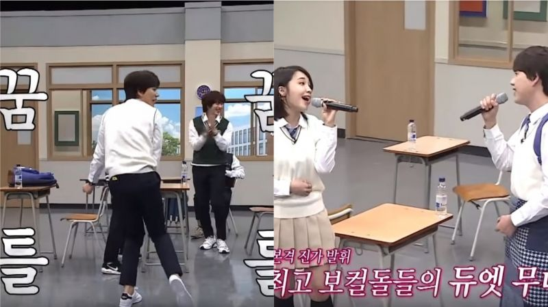 《认哥》下周预告:SJ圭贤退伍后第一个综艺!忘情跳舞的他 裤子居然破了?