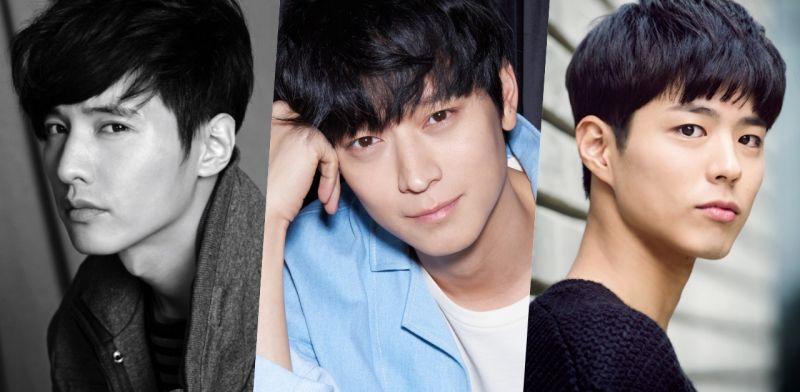 韩国人最爱的世纪美男TOP 5,朴宝剑是唯一入选的20代!