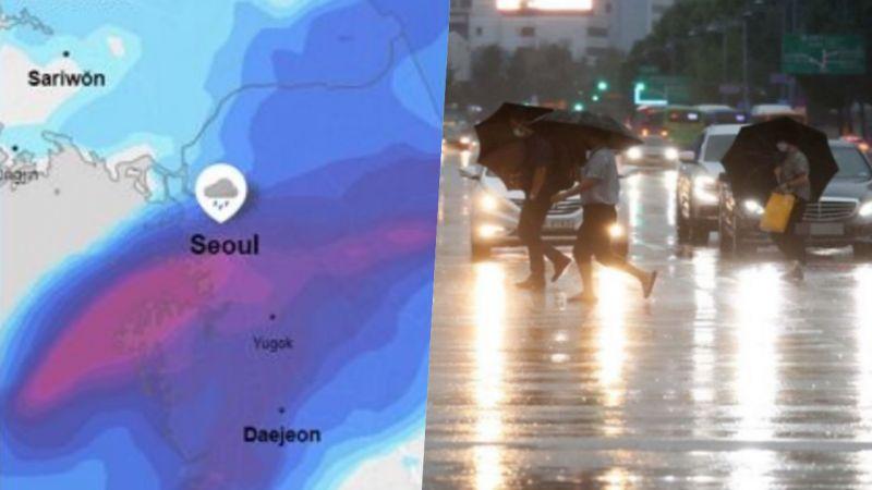韩国气象厅预报屡屡出错!民众纷纷参考挪威气象预报