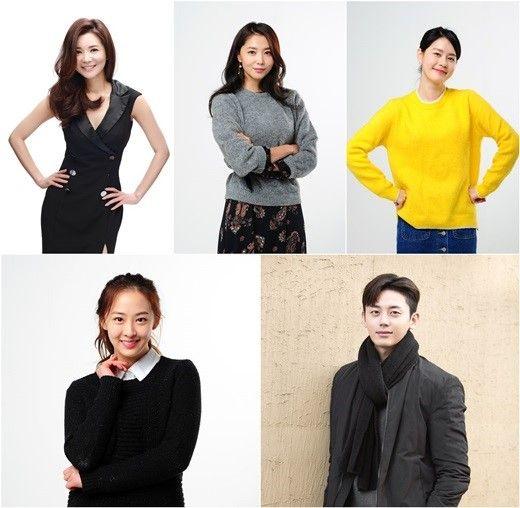 張瑞希、SISTAR多順、金周現等人將攜手主演SBS週末新劇《姐姐還活著》