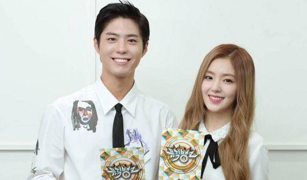 朴寶劍、Irene 再度聚首!將擔任《Music Bank》世巡雅加達場主持人