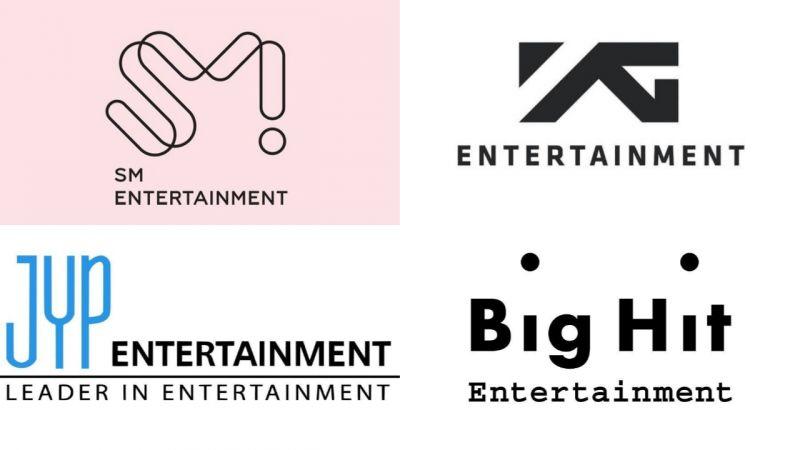 SM、YG、JYP、Big Hit四大娱乐企划公司去年业绩:员工数量、离职人数、营业利润、年薪等数据公开!