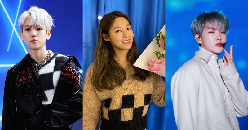 偶像持续出力 伯贤、Hoshi、雪炫纷捐款对抗 COVID-19!