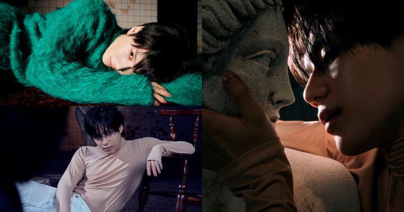 泰民大举释出首张正规专辑预告 大展内敛性感的独特魅力!