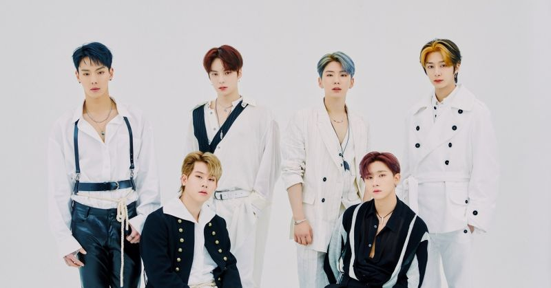 Monsta X 释出新专辑曲目表 三成员参与创作八成歌曲!