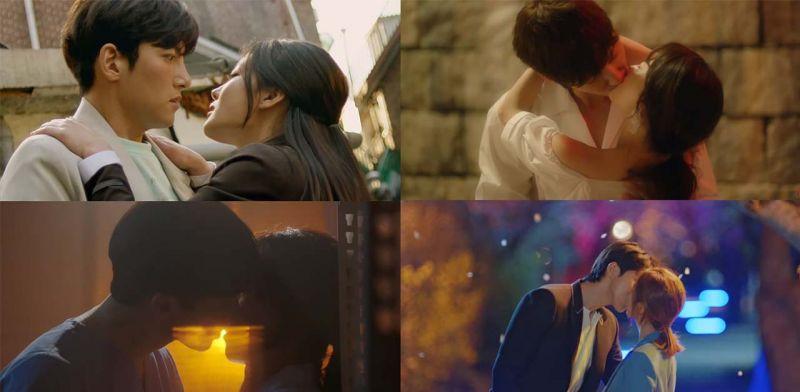 剛認識也沒關係,就是要直接進擊!盤點10部第1集就接吻的經典韓劇♡