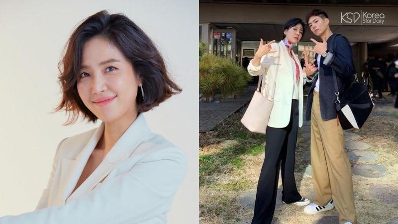 《青春纪录》经纪人姐姐申东美辅助完朴宝剑后,接下来换少时俞利!