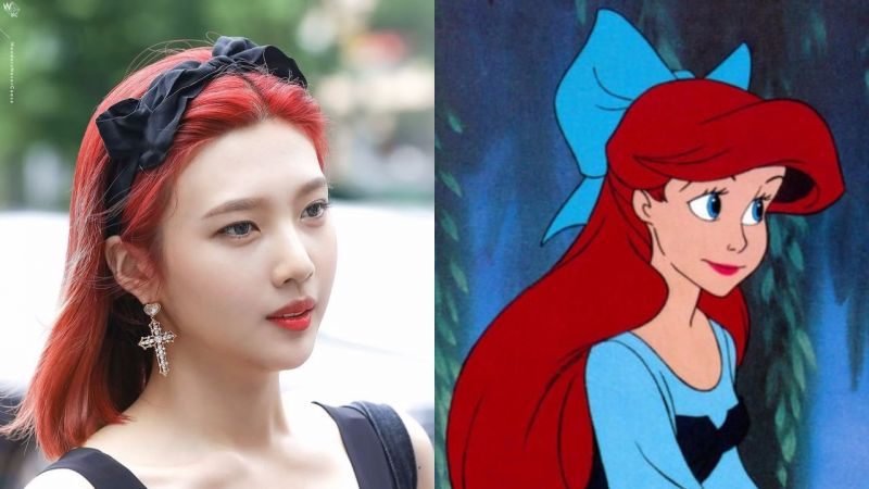 luv心中的Ariel公主!Red Velvet JOY回应粉丝的呼声,甜美cover《小美人鱼》插曲
