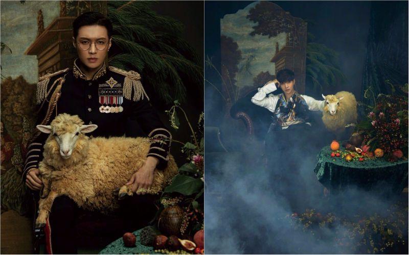 EXO LAY先行曲《I NEED U》反應火爆 下月推第二張Solo專輯