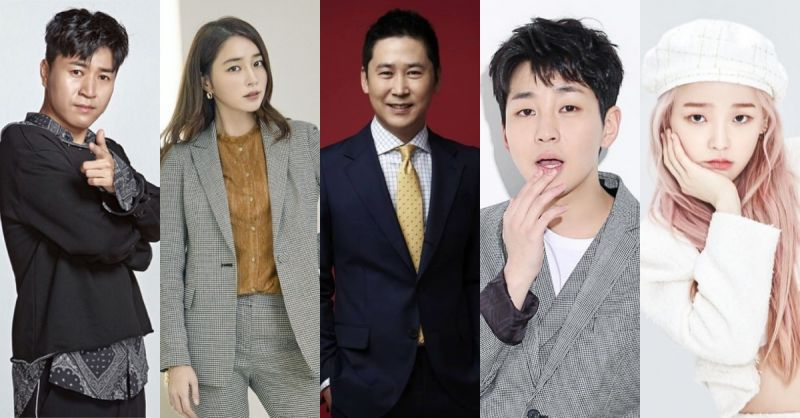 挑戰更好的自己!tvN新綜藝將由李珉廷&申東燁&金鍾旼&DinDin&勝熙擔任MC!