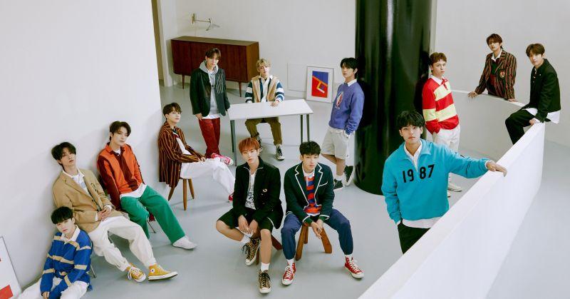 SEVENTEEN 释出新专辑曲目表 将收录四首小组作品!