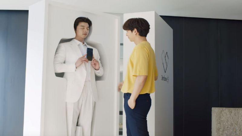 韓國版絕對達令!超帥氣歐巴機器人
