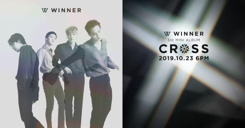 WINNER 新专辑曲目表曝光 六首全部是自创曲!