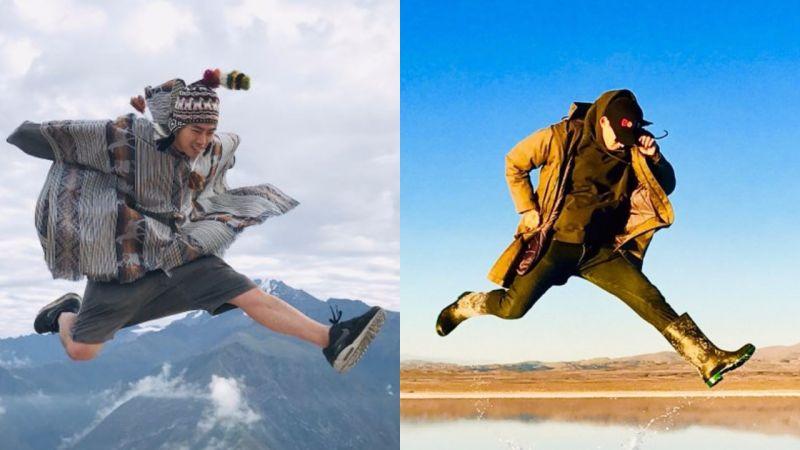 風景超美,跳得超高!2PM玉澤演為自己退伍精心準備的「倒計時」