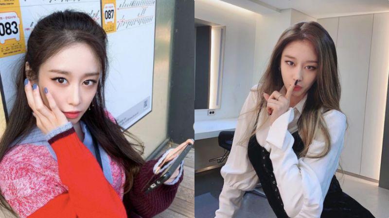 T-ara智妍一家子的顏值太絕了!年輕時媽媽是濃顏系美女♥