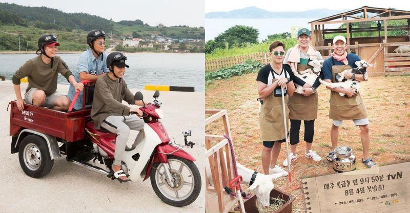 就在本周五首播!《一日三餐》公開李瑞鎮、Eric、尹均相官方主海報「型男煮飯show」回來了!